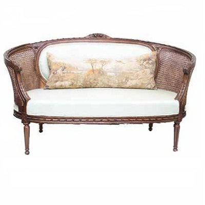 The Eighteenth Century Loveseat