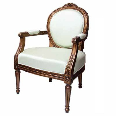The Empire Fauteuil